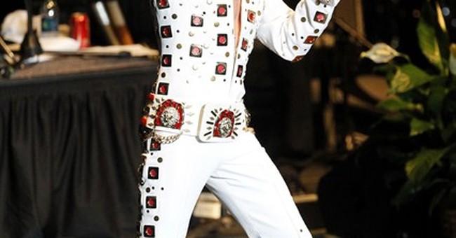 Hunk of love: Brazilian wins Tupelo Elvis tribute contest
