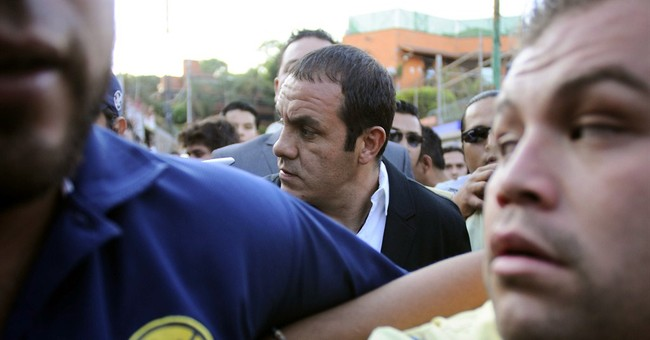 Mexican soccer star Blanco apparent winner of mayoral race