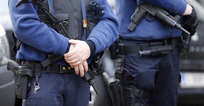 Europe anti-terror raids net dozens amid high anxiety