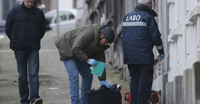 Europe anti-terror raids net dozens amid high anxiety