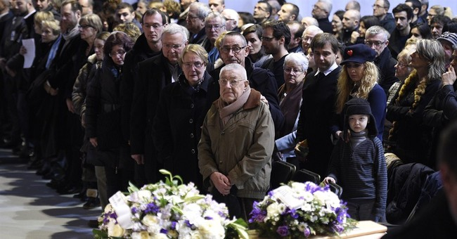Europe Terror: A tale of 2 separate but similar plots