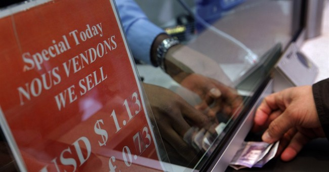 Buck up, profits down: High dollar dents US company earnings