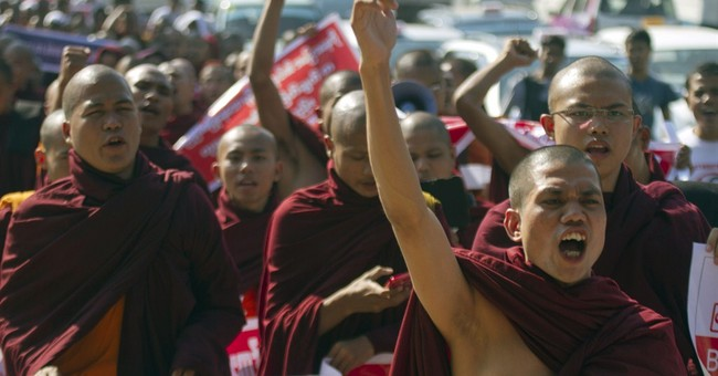 US official warns Myanmar of danger of religious intolerance