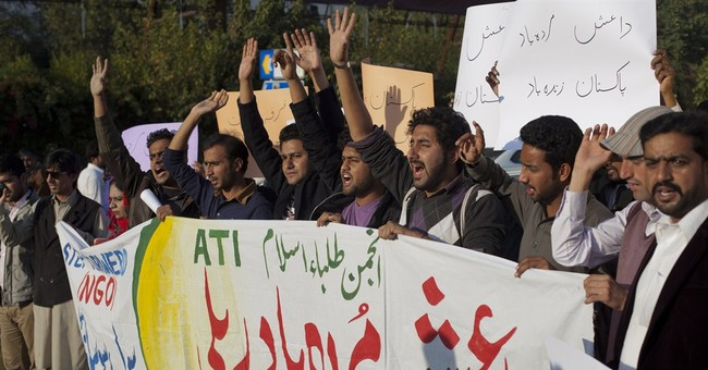 Islamic State group reaches for Afghanistan and Pakistan