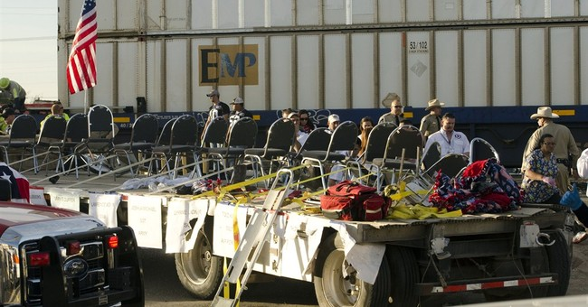 26 settle suit in Texas veterans parade crash that killed 4