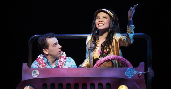 Review: 'Honeymoon in Vegas' a winning combo of fun, songs