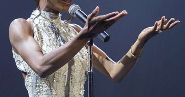 Houston's estate criticizes Lifetime for movie on singer