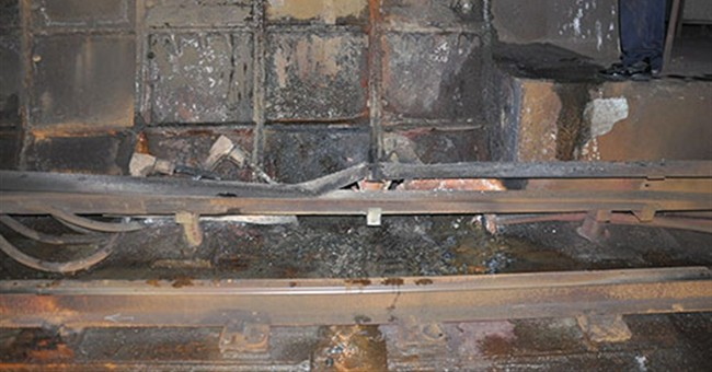 Electrical problem on smoky DC subway lasted 44 minutes