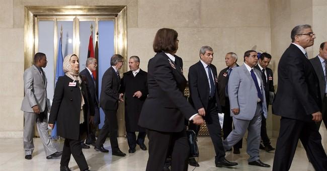 UN mission: Libyans at Geneva talks seek unity government