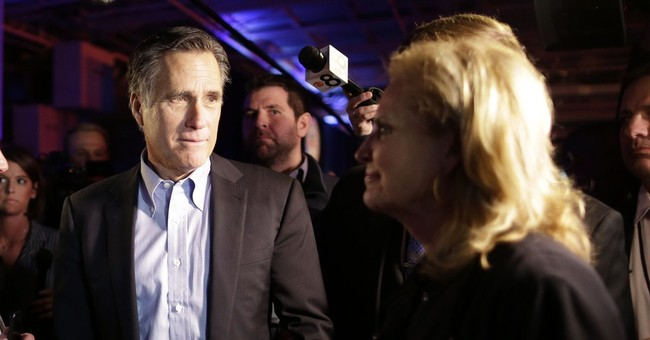 Romney hints at 3rd campaign in speech to national GOP group