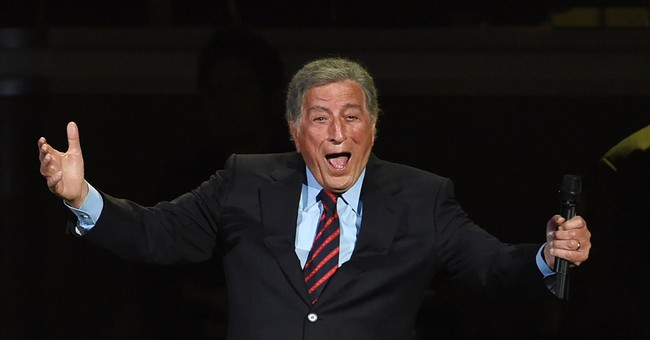 Tony Bennett has flu virus, cancels London concert with Gaga