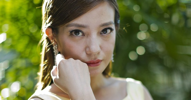 Man sues Chinese actress over her intense stare in TV show