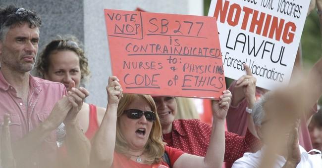 California lawmakers pass vaccine bill amid emotional debate