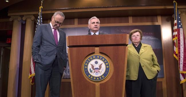 Showdown begins in Senate over defense spending