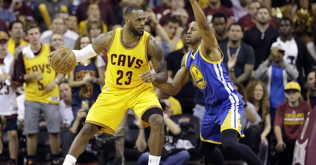 The Latest: Kobe: Cavs playing like 'life is on the line'