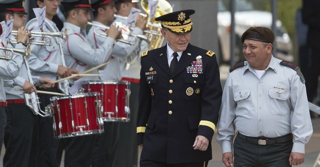 Dempsey reassures Israel it will keep military edge