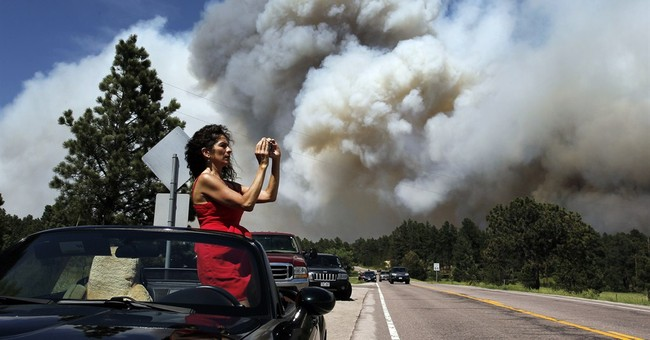 Feds say Southwest, Northwest could see major wildfires