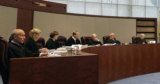 New Jersey's top court sides with Christie on pensions