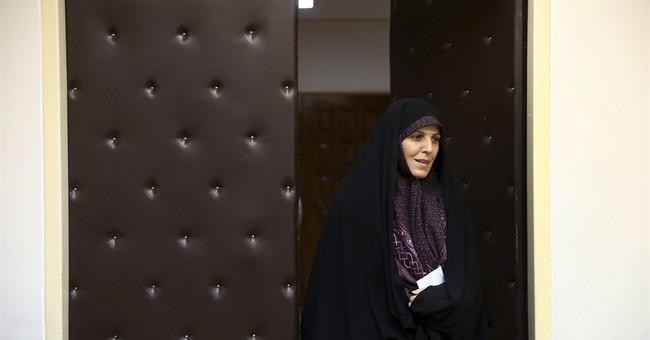 AP Interview: Iran partially opens stadium doors to women