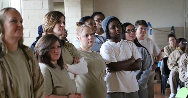 New docu-series tells real life stories of 'Women in Prison'