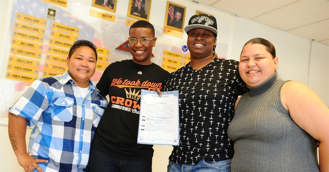 First gay couple to marry in US territory ties knot in Guam