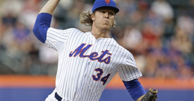 Chris Heston pitches no-hitter, leads Giants over Mets 5-0