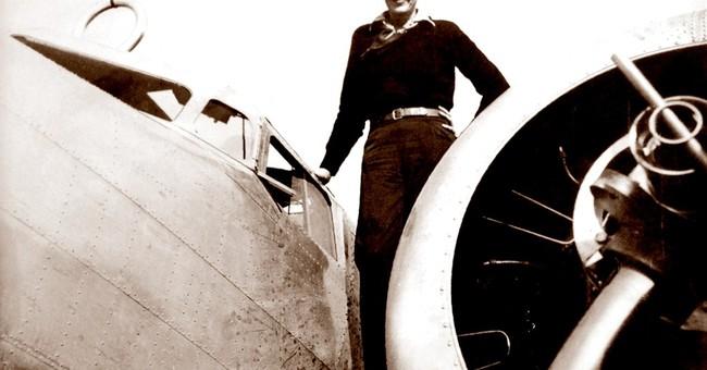 Film taken before Amelia Earhart's last flight surfaces