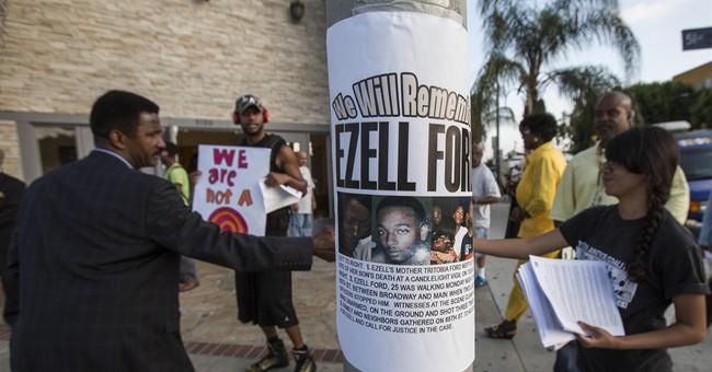 Los Angeles police panel: 1 officer unjustified in death