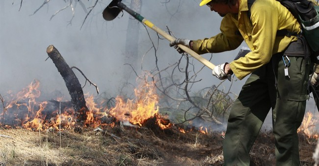 Feds say Southwest, Northwest could see catastrophic fires