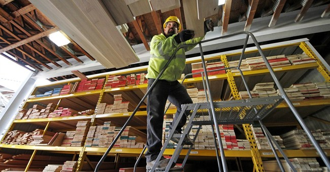 US stockpiles rise in April as sales surge