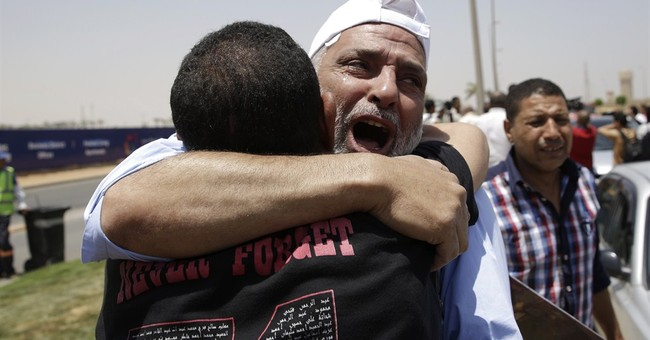 Egypt court sentences 11 to death over 2012 soccer riot