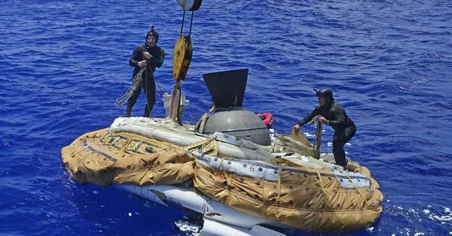 NASA: Mars test parachute failed soon after inflating