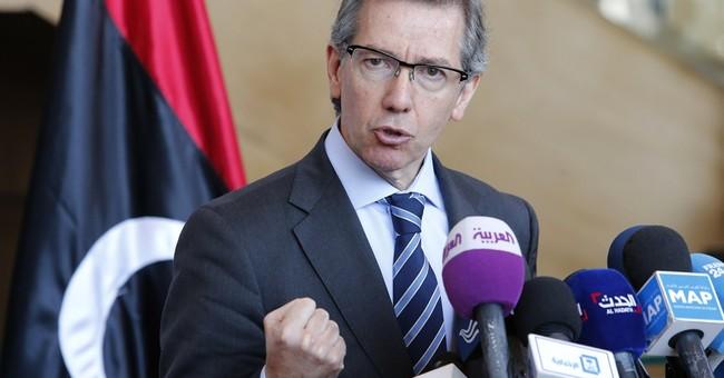 Libya talks endangered as Islamic State group advances