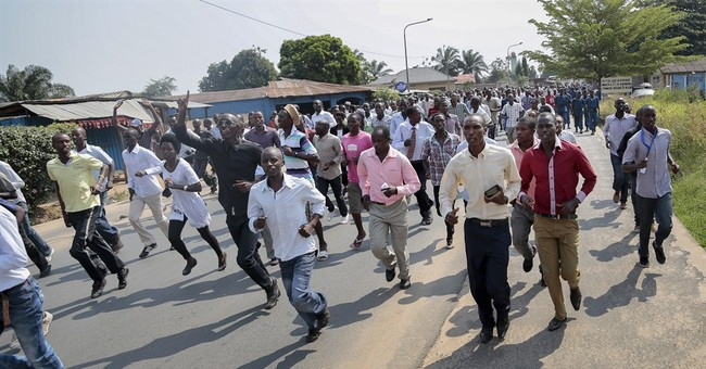 Burundi groups reject UN facilitator of crisis talks