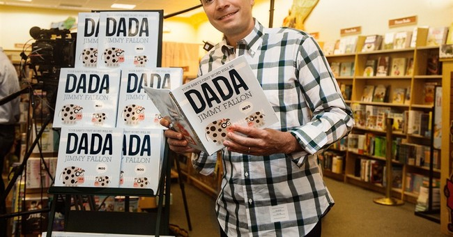 Jimmy Fallon wants to give dads a win with his new book