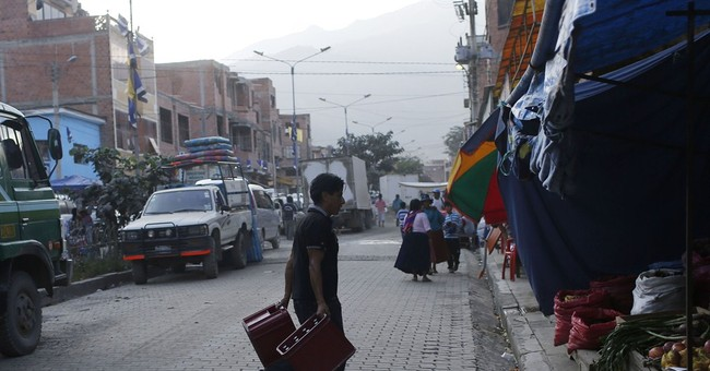 AP PHOTOS: Coca town cracks down on alcohol to fight rapes