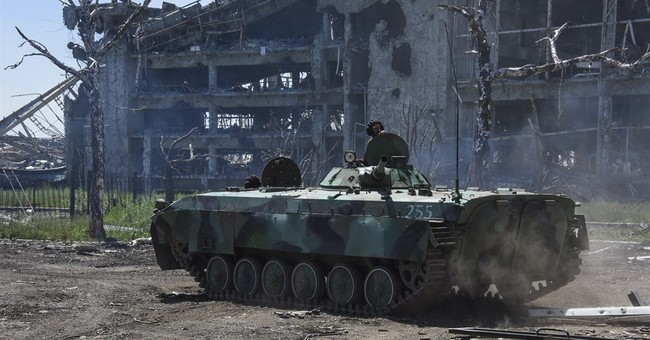 Poll: Americans and Europeans differ on aid to Ukraine
