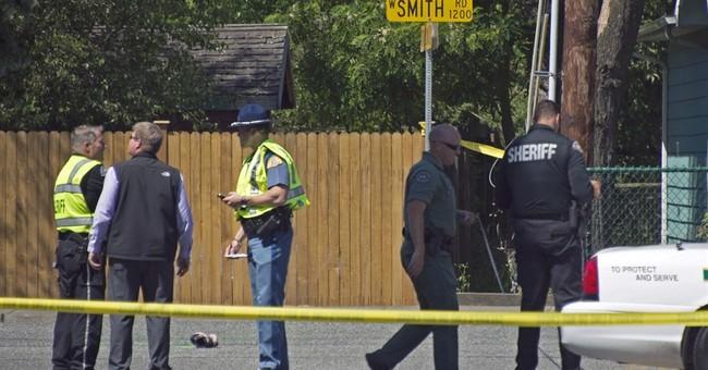 Driver arrested in fatal Wash. crash held on $200,000 bail