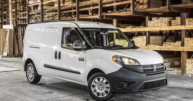 Taller, narrower European-style vans arriving in US