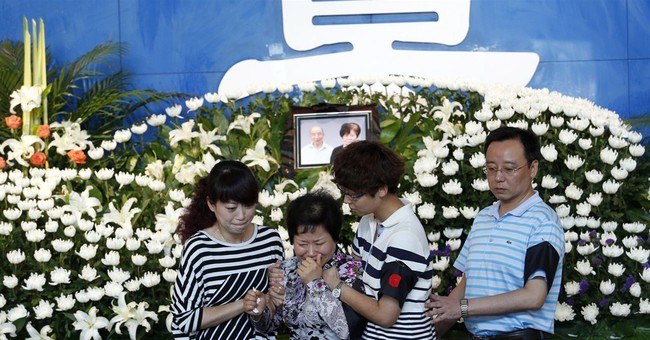 China assembles 60-strong team to probe deadly ship sinking