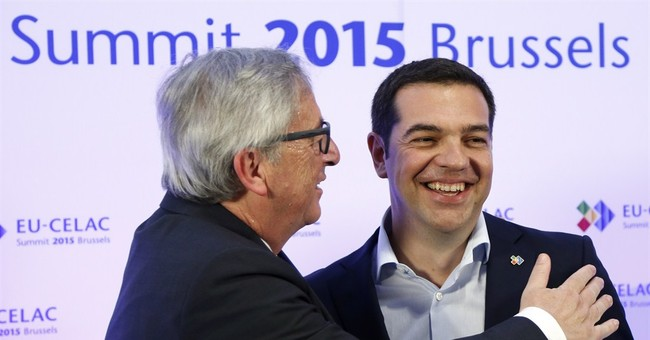 Greek leader meets creditors, seeks bailout breakthrough