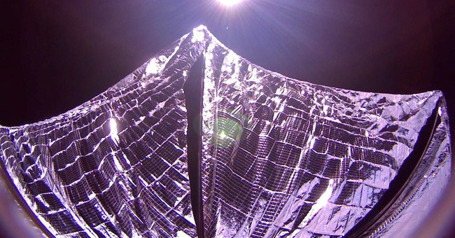 Planetary Society's solar sail test a success in space