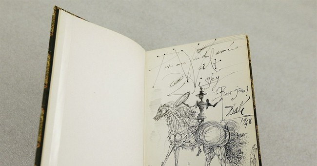 Walt Disney's wild ride with surrealist Salvador Dali