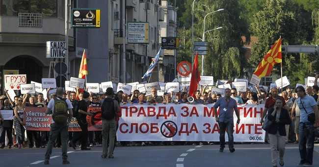 Macedonia crisis talks end in stalemate in Brussels