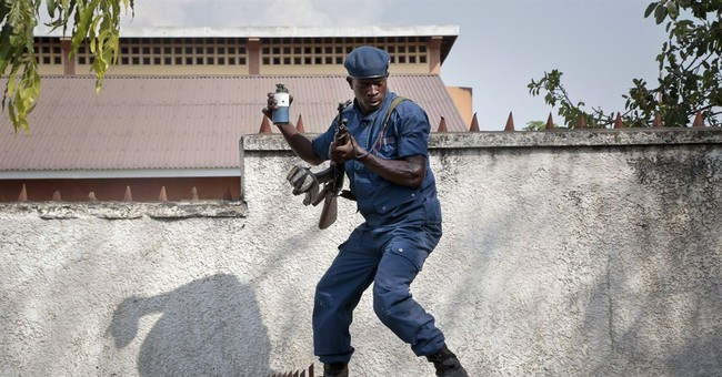 Burundi sets July date for presidential elections