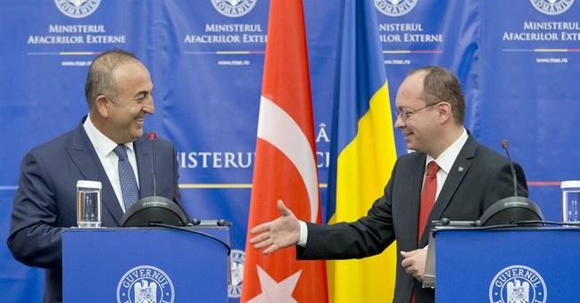Romania wants ally Turkey to join the European Union