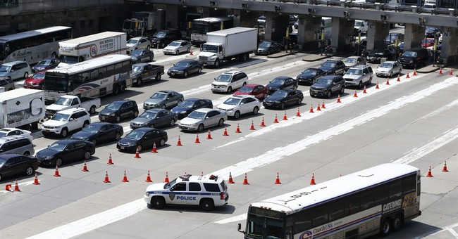 The latest on Lincoln Tunnel crash: More than 30 hurt on bus