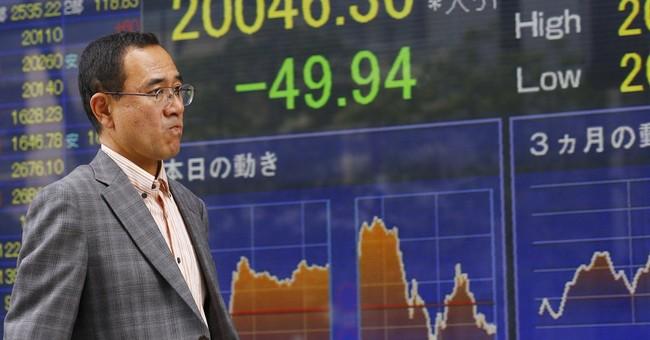 US stocks open higher, breaking a weeklong losing streak