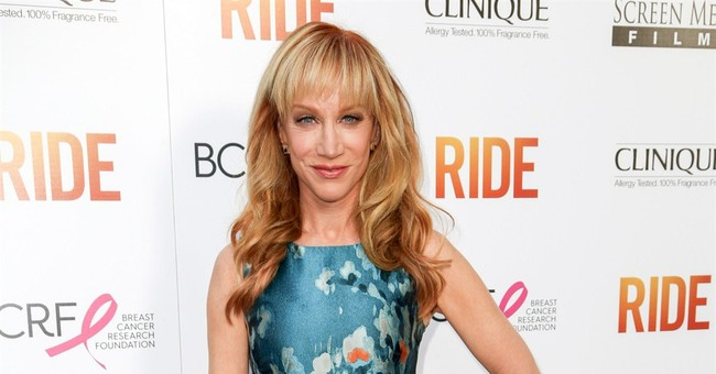 Comedian Kathy Griffin announces 80-city comedy tour
