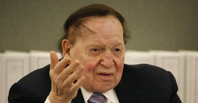 Groups seek private investigator's report on Las Vegas Sands